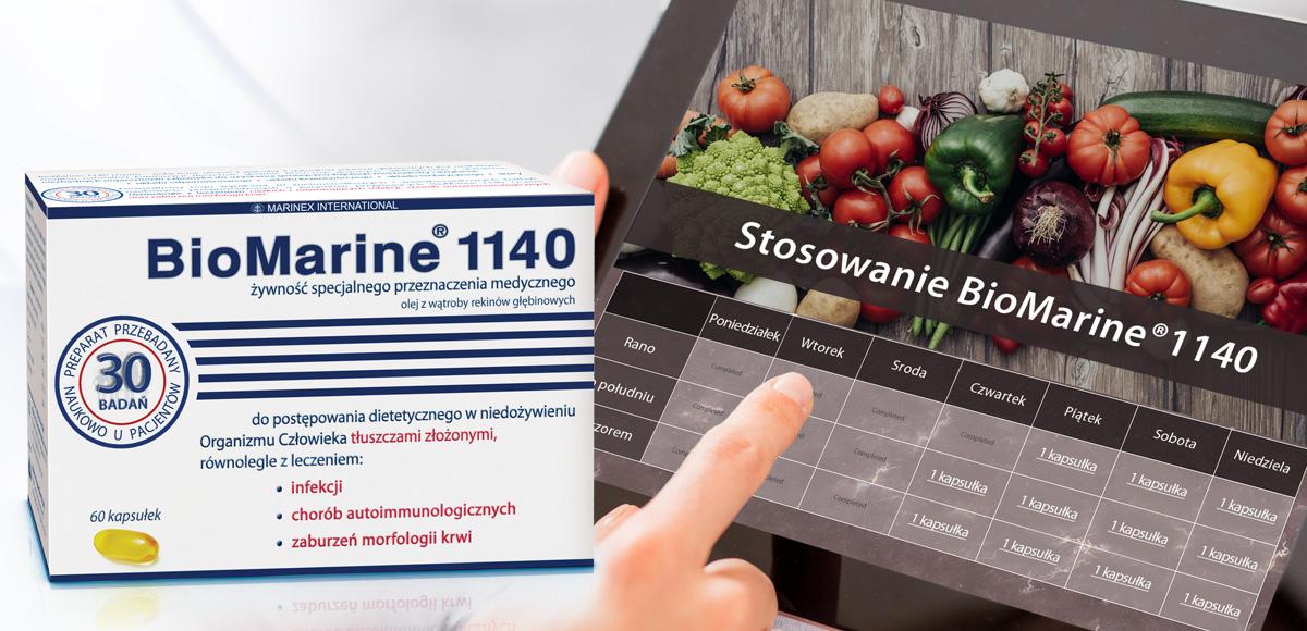 Kalkulator BioMarine® (kapsułki)