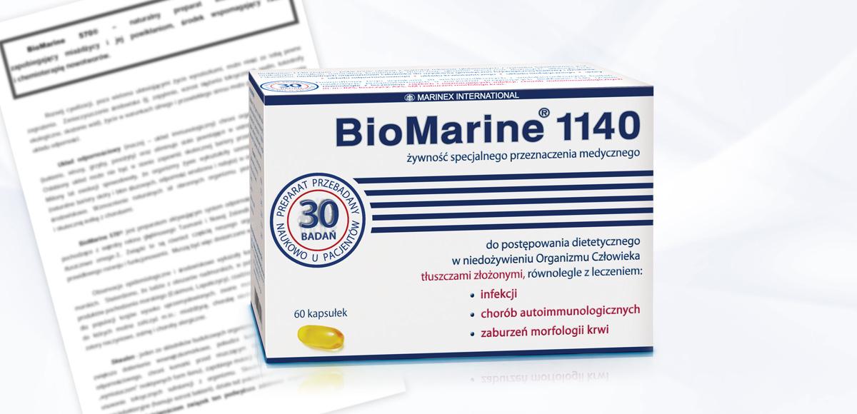 Naturalny produkt wykorzystywany przezorganizm doimmunoregulacji.