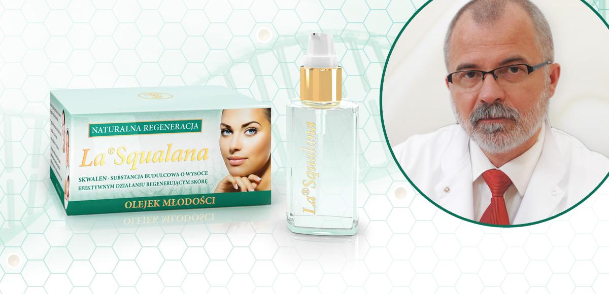 Korzyści jakie może przynieść wdermatologii ikosmetologii lipidowa substancja budulcowa skóry – skwalen.