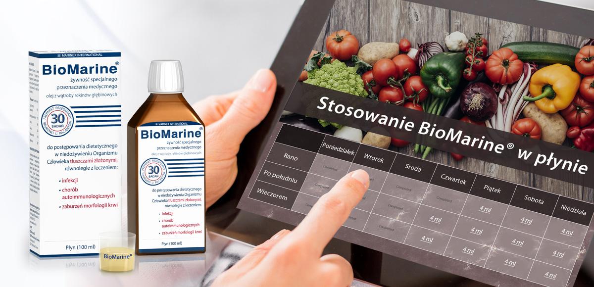 Kalkulator BioMarine® (płyn)